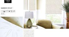 Рулонные ткани Бамбук 300349